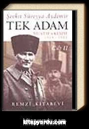 Tek Adam (Mustafa Kemal) Cilt 2