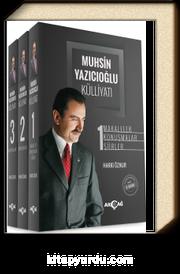 Muhsin Yazıcıoğlu Külliyatı ( 3 Cilt ) & Makaleler-Konuşmalar-Şiirler-Röportajlar