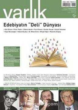 Varlık Aylık Edebiyat ve Kültür Dergisi Nisan 2016