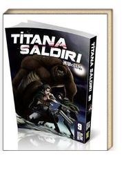 Titana Saldırı 9