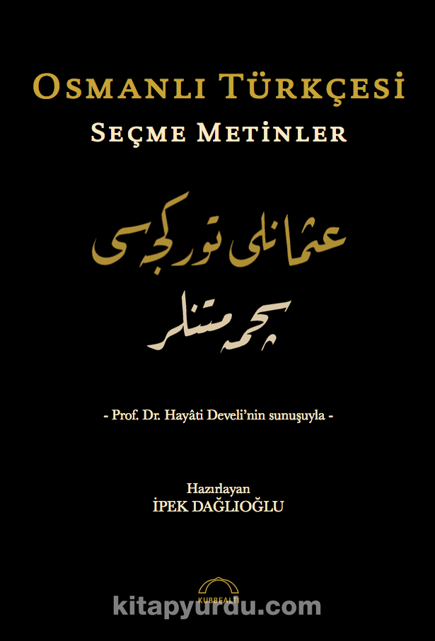 Osmanlı Türkçesi Seçme Metinler -  pdf epub