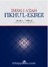 İmam-ı A'zam Fıkhu'l-Ekber Arapça-Türkçe