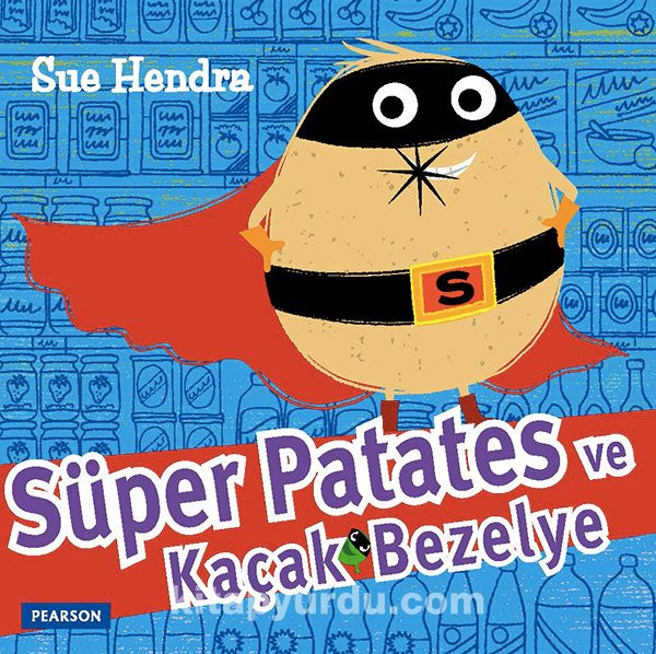 Süper Patates Ve Kaçak Bezelye ile ilgili görsel sonucu