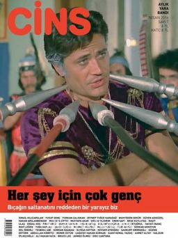Cins Aylık Kültür Dergisi Sayı:7 Nisan 2016