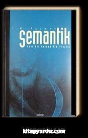 Semantik/Yeni Bir Anlambilim Projesi