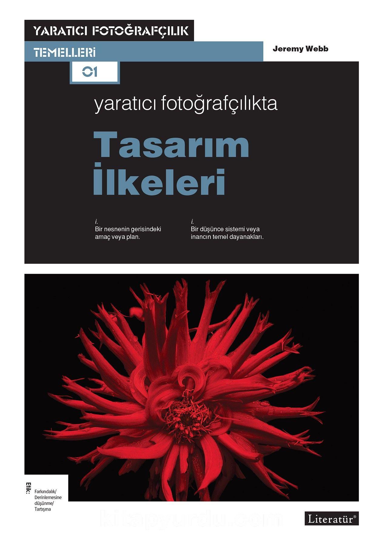 Yaratıcı Fotoğrafçılıkta Tasarım İlkeleri - Jeremy Webb pdf epub