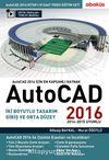 AutoCAD 2016 (Video Eğitim Seti Hediyeli)
