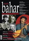 Berfin Bahar Aylık Kültür Sanat ve Edebiyat Dergisi Nisan 2016 Sayı:218