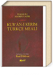 Kur'an'ı Kerim Türkçe Meali (Cep Boy)