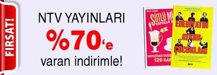NTV YAYINLARI  %70'e varan indirimle!