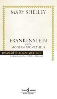 Frankenstein ya da Modern Prometheus (Ciltli) - Mary Shelley pdf epub