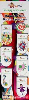 Magnetli Mini Kitap Ayraçları / Çocuk Temalı