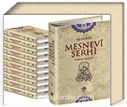 Mesnevi Şerhi (10 Cilt) 1.hmr Tahirü'l Mevlevi