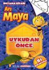 Arı Maya - Uykudan Önce - Boyama Kitabı