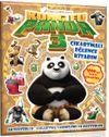 Dreamworks Kung Fu Panda 3: Çıkartmalı Eğlence Kitabım