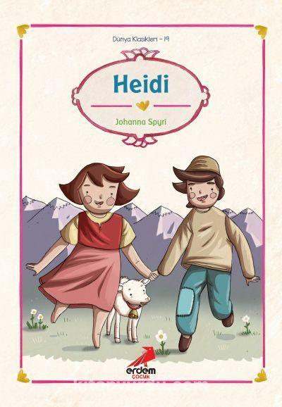 Heidi/Dünya Çocuk Klasikleri - Johanna Spyri pdf epub