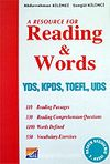 Reading & Words YDS KPDS TOEFL UDS