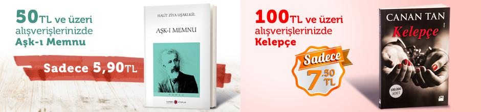 """50TL ve Üzeri Alışverişinize """" Aşk-ı Memnu """" Sadece 5,90 TL"""