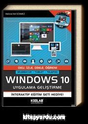 Windows 10 Uygulama Geliştirme & Oku, İzle, Dinle, Öğren