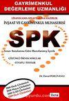SPK Gayrimenkul Değerleme Uzmanlığı / İnşaat ve Gayrimenkul Muhasebesi