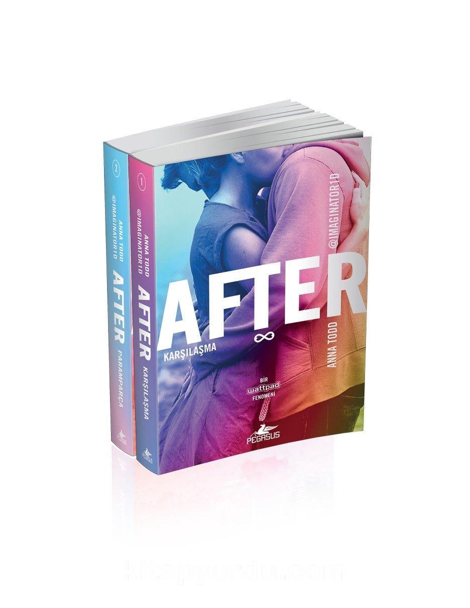 After Serisi Set (2 Kitap) - Anna Todd pdf epub