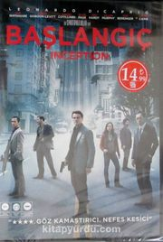 Başlangıç - Inception DVD & IMDb: 8,7