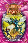 Canavar Peşinde - Kargaşa Dünyası 36. Kitap / Arılar Kraliçesi Vespik