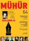 Mühür İki Aylık Şiir ve Edebiyat Dergisi Yıl:9 Sayı:64 Mayıs-Haziran 2016