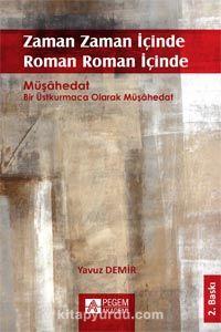 Zaman Zaman İçinde Roman Roman İçinde - Yavuz Demir pdf epub