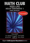 YGS-LYS Kolay Matematik-1 Soru Bankası