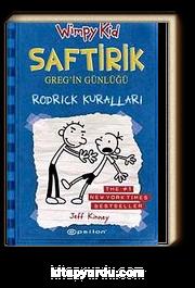 Saftirik Greg'in Günlüğü & Rodrick Kuralları 2. Kitap