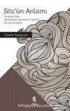Söz'ün Anlamı & Teolojik Dilin Paradoksal Görünümü Üzerine Bir Çözümleme