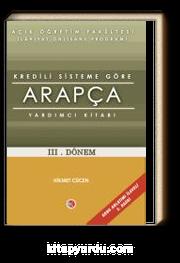 AÖİ Yeni Sisteme Göre Arapça Yardımcı Kitabı 3. Dönem