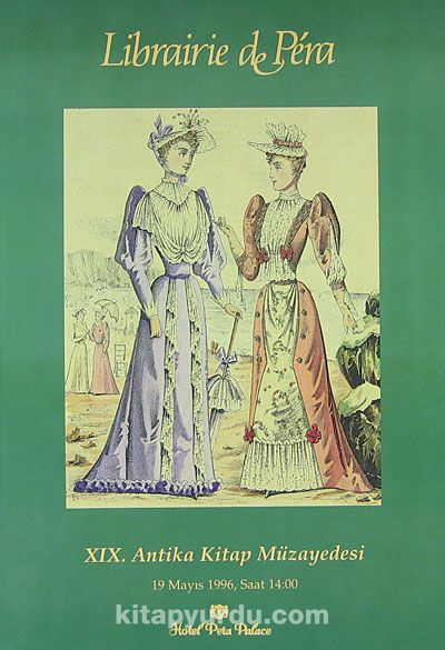 Librairie de PeraXIX. Antika Kitap Müzayedesi (1-G-36) - Kollektif pdf epub