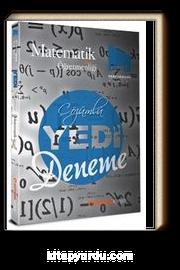 ÖABT Matematik Lise Öğretmenliği Çözümlü 7 Deneme Performans Serisi