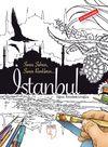 İstanbul Kartpostal Boyama (20 Adet Kartpostal)