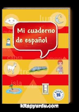 Mi cuaderno de español – İspanyolca Defteri