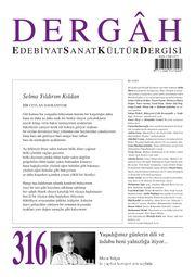 Dergah Edebiyat Sanat Kültür Dergisi Sayı:316 Haziran 2016