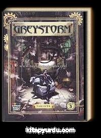 Greystorm Cilt: 3 - Takıntı