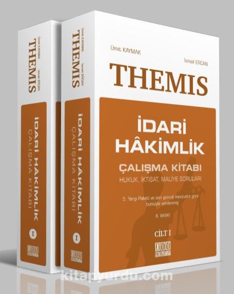 Themis İdari HakimlikÇalışma Kitabı (2 Cilt)