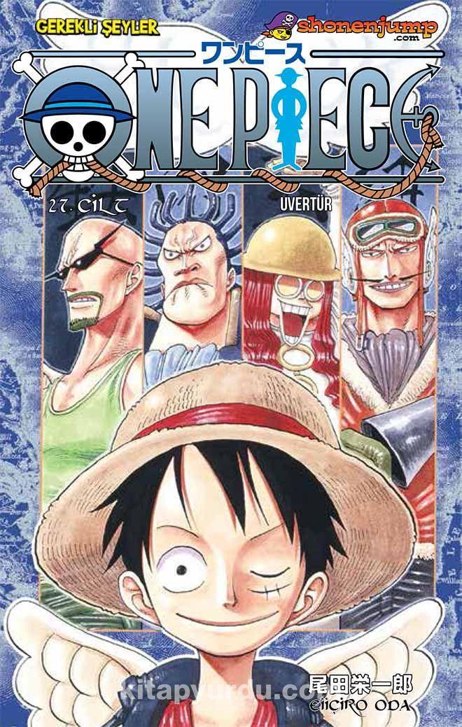 One Piece 27 / Uvertür