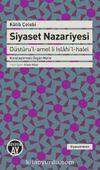 Siyaset Nazariyesi - Düsturu'l-amel li Islahi'l-halel