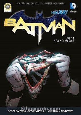 Batman - Ailenin Ölümücilt-3 - Scott Snyder pdf epub