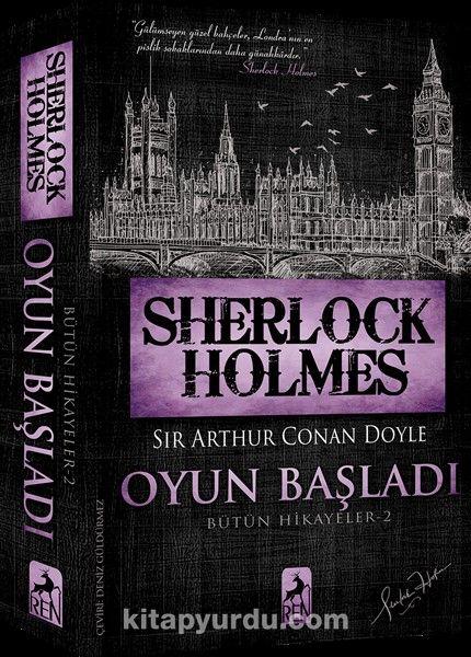 Sherlock Holmes - Oyun Başladı / Bütün Hikayeler 2