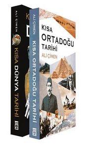 Ali Çimen  - Kısa Tarih Seti (2 Kitap)