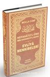 Evliya Menkıbeleri / Nefahatül üns (2. Hamur)