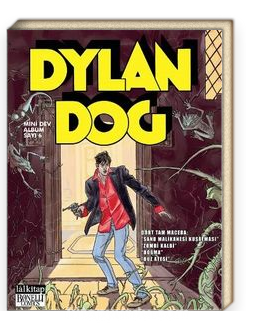 Dylan Dog Mini Dev Albüm 6