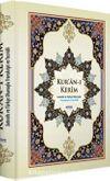 Rahle Boy Satıraltı Türkçe Okunuşlu Tecvidli Transkriptli Kur'an-ı Kerim ( KOD: H-30 )