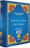 Orta Boy Kuran-ı Kerim ve Yüce Meali ( KOD: H-4 )