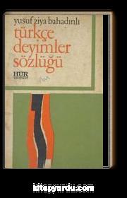 Türkçe Deyimler Sözlüğü (3-D-19)